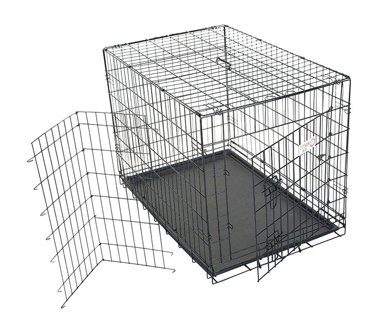 36 inch Single Door Folding Dog Crate By Majestic Pet Products Medium >>> Learn more by visiting the image link.