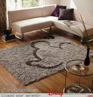 Mickey Mouse Area Rug