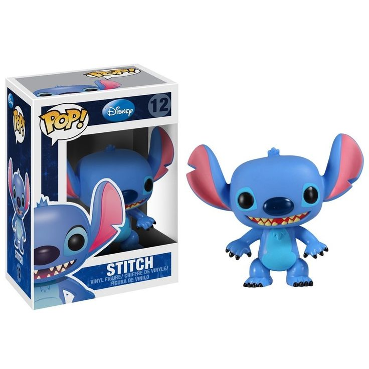 Disney Pop! Vinyl Figure Stitch [Lilo & Stitch] - Disney - Funko Pop! Vinyl - Category