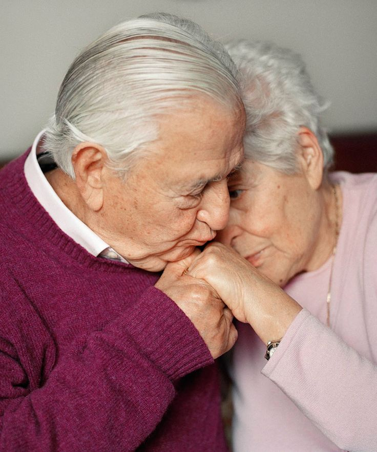 What it looks like to love someone for 50 years
