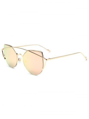 GET $50 NOW | Join RoseGal: Get YOUR $50 NOW!http://m.rosegal.com/sunglasses/hipsters-crossbar-irregular-cat-eye-745453.html?seid=8924971rg745453