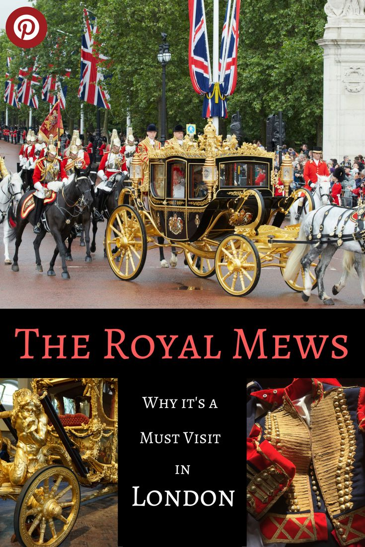 The Royal Mews- Why It's a Must Visit in London