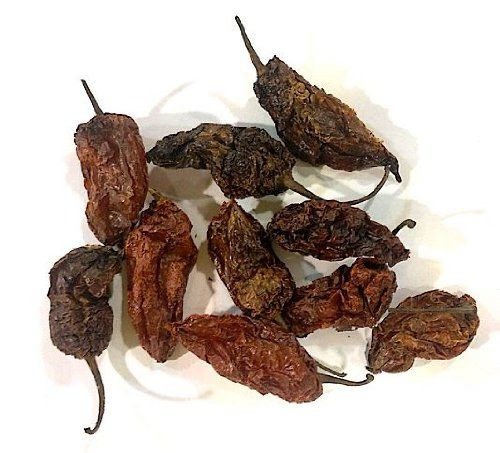 Dried Whole Ghost Chile (Bhut Jolokia...