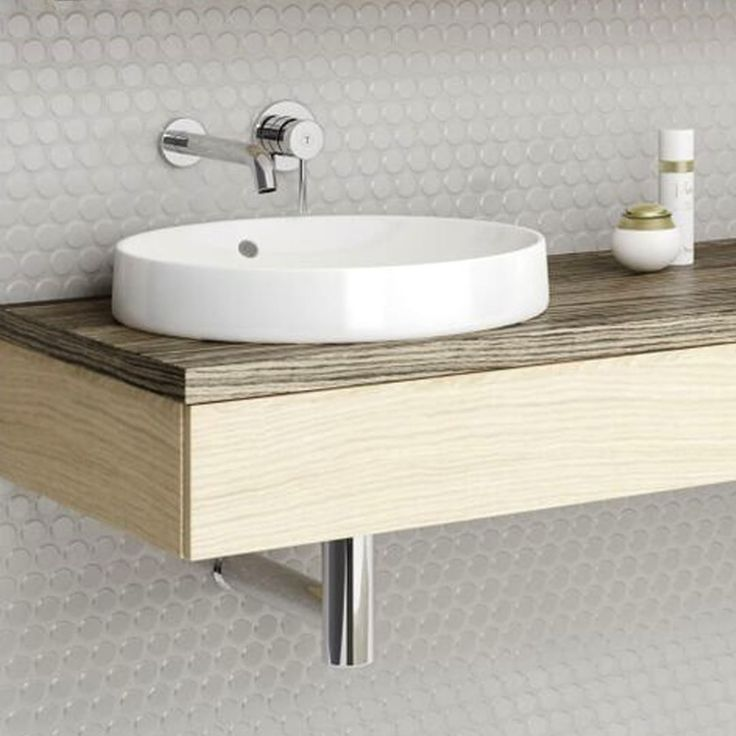 Bring a contemporary edge to your new bathroom, with the lustrous #Splice vanity! #TimberlineDesign #ContemporaryDesign #BathroomInnovation #ModernStyle