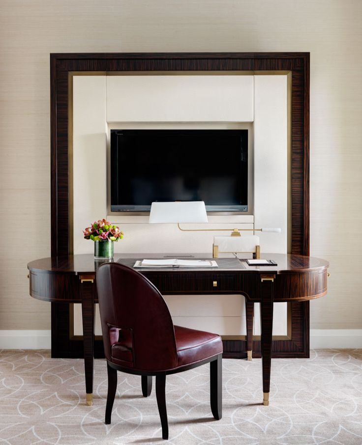 Rosewood Hotel Georgia, Vancouver. Interior design by Munge Leung.