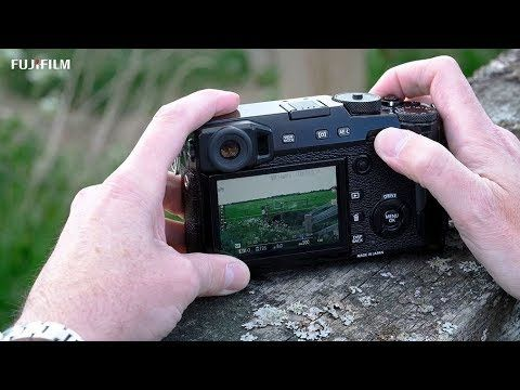Fujifilm Quick Techniques - Beginners: When to use manual focusing