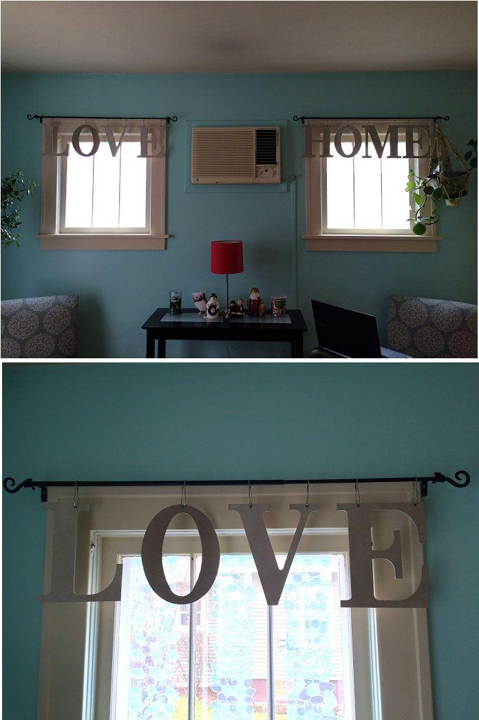 Best 25 unique window treatments ideas on pinterest - Window coverings ideas living room ...