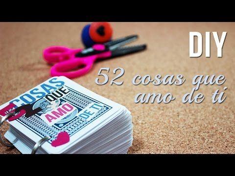 ¡52 razones por las que te amo! MiniLibro de regalo para hombre. -