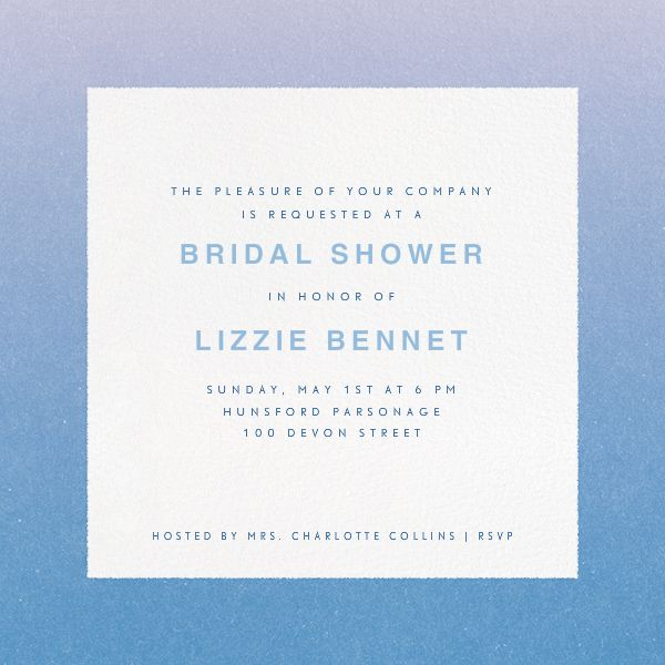 1000 images about bridal shower invitations on pinterest for Bridal shower email invitations