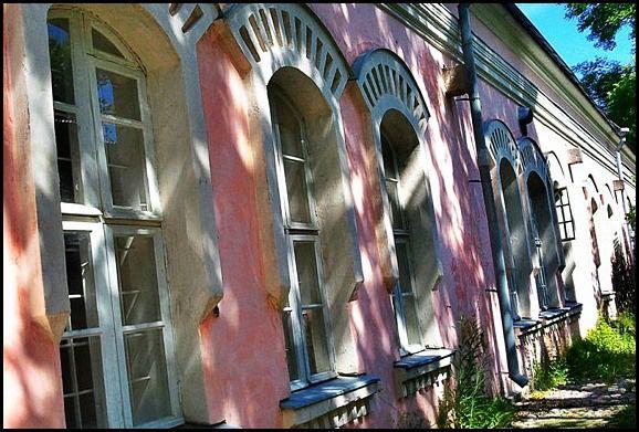 Suomenlinna Visitor Center Façade