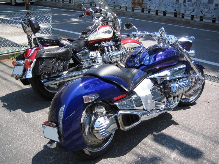 2004 HONDA VALKYRIE RUNE1800 & VALKYRIE1500