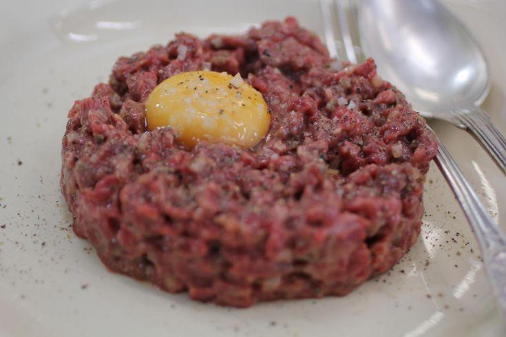 Filete tártaro de carne - Los programas de RobinFood