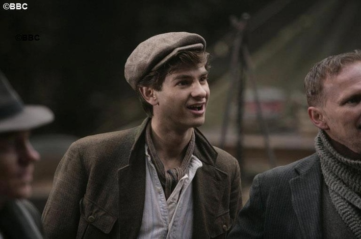 For those who are very observant: the new spiderman Andrew Garfield played a small part in Doctor Who: Daleks in Manhattan