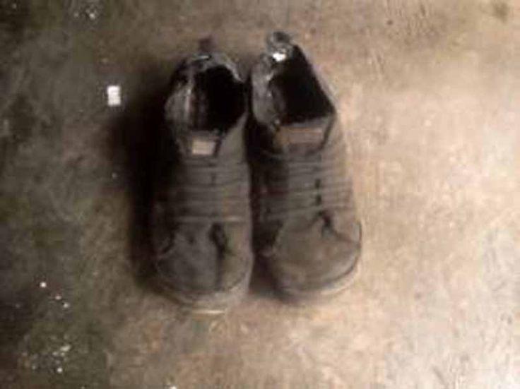 Sepatu Butut Anakku (Cerita Pendek)