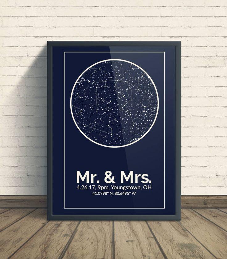 Wedding Star Chart: Best 25+ Constellation Art Ideas On Pinterest