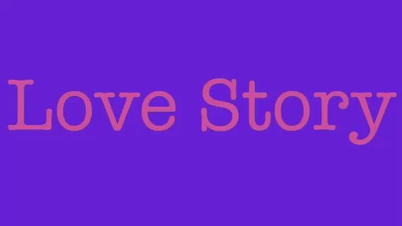 A wired love story made with emojis #lovestory