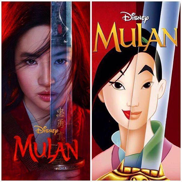 Mulan 2020 Mulan 1998 Mulan Disney Mulan New Disney Princesses
