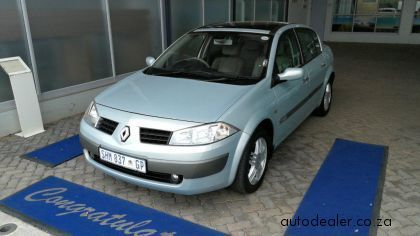 Price And Specification of Renault MEGANE II 2.0 PRIVILEGE A/T For Sale http://ift.tt/2CdDAUI