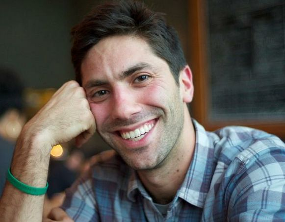 Nev Schulman. He's got the cutest smile in the world.