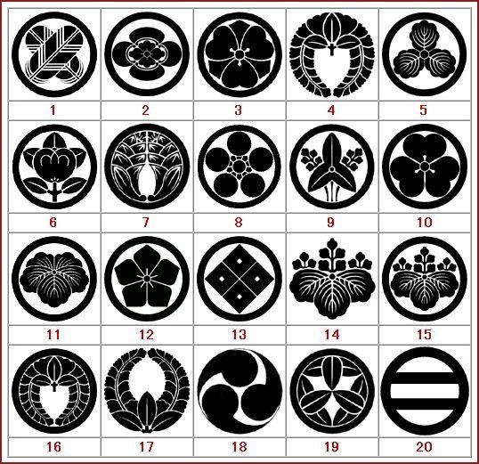 15 Best Japan.. Family Crest Images On Pinterest