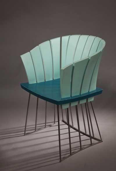 Schön Nautilus Chair By David Rasmussen