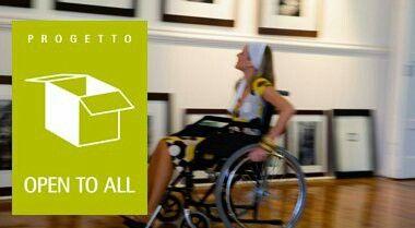 Torna il progetto #OperatoriMusealieDisabilità.  Corsi di formazione gratutiti per Operatori Museali, per favorire la cultura dell'accoglienza e dell'inclusione, con speciale riguardo alle persone con disabilità.