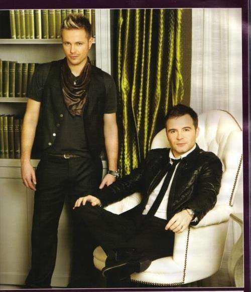 Nicky and Shane :)