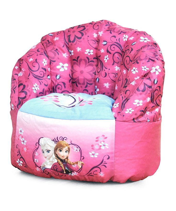 Love This Frozen Toddler Bean Bag Chair By On Zulily Zulilyfinds