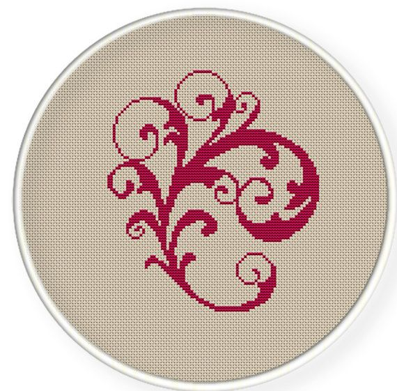 Buy 4 get 1 free Cross stitch pattern by danceneedle on Etsy, $2.50