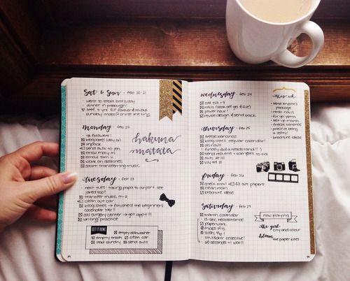 海外で人気のBullet Journal(バレットジャーナル)はご存知ですか?手書きで作る手帳で、スケジュール+to do をまとめたものです。アレンジを加えて、自分仕様にカスタマイズできるんですよ。さっそく書き方を見ていきましょう。
