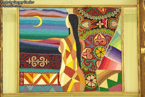 kazakhstan art - Google Search