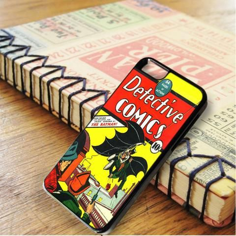 First Comic Book Appearance Of Batman iPhone 6|iPhone 6S Case