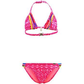 Banana Moon Children 2 Pieces Pink Swimsuit Zikzak Mumba girls's Bikinis in pink: Banana Moon Children 2… #UKOnlineShopping #UKShopping