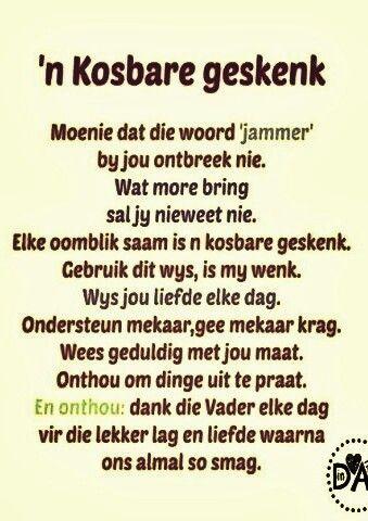 Verhoudings wenke... #Afrikaans