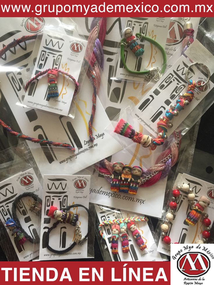 Compra nuestros productos en nuestra tienda en línea:  http://grupomyademexico.com.mx  #GRUPOMYA #QUITAPENAS#MUÑECA #ARTESANIA #ARTESANIAMEXICANA #MEXICO #MEXICAN #MEXICANARTCRAFT #ARTCRAFT #CONSUMELOCAL #MEXICANDESIGN #DISEÑOMEXICANO #TRENDY #MODA #FASHION #TIENDAENLINEA #ONLINE #VENTAS #COMPRAS #ARTESANOS