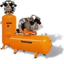 KAESER Australia – Reciprocating Compressors