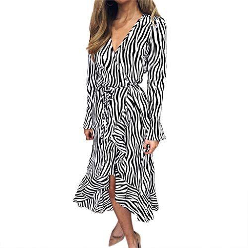 0951ffd9a7 DAY.LIN Robes Casual Femmes Été Robe de Fête Holiday Robes Sexy D ...