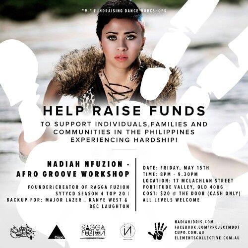 Fund raising workshops