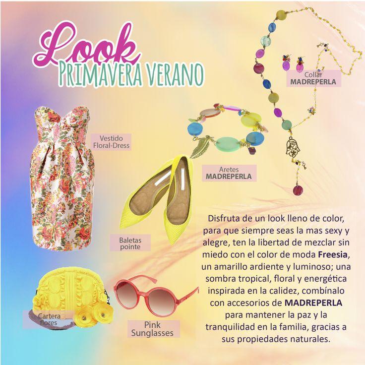 #DIY #HazloTuMismo #LookdelDia Siéntete libre, mezcla sin temor el color de moda #Fressia!!!