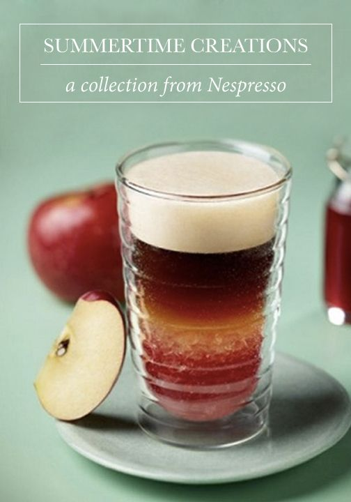 This summer, take a moment for yourself to disconnect and simply enjoy a refreshing espresso treat from Nespresso. From fruity concoctions to indulgent dessert beverages, this collection of iced coffee drinks is sure to hit the spot!
