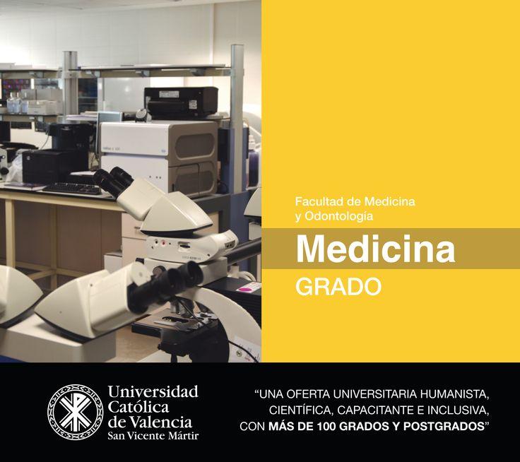#Grado en #Medicina de la #UCV #EmpleabilidadUCV #TuGradoUCV