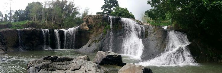 Sapaya Waterfall