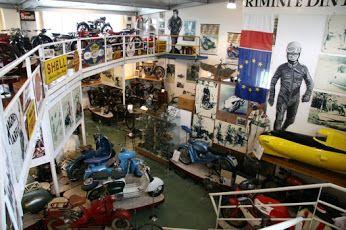 Se si è in vacanza a Rimini, tappa obbligata per ogni cultore delle due ruote, il Museo Nazionale del Motociclo. Nato nel 1993, conserva 260 moto realizzate dalla fine dell'Ottocento fino agli anni 80, , oltre a accessori d'epoca, fotografie, documenti e poster.