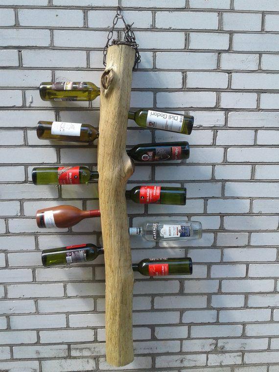 Pi di 25 fantastiche idee su cremagliere per vino fatto for Portabottiglie vino fai da te