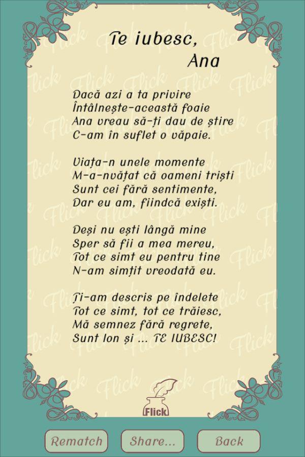 Imagini pentru te iubesc georgiana poezie