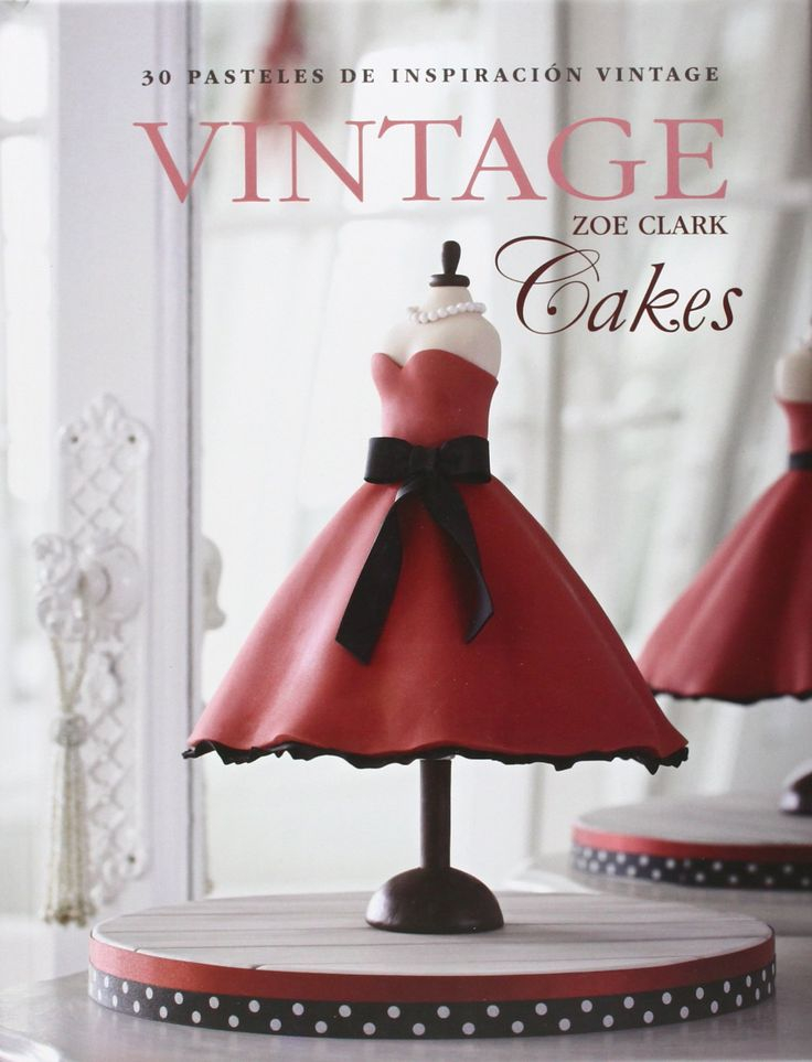 Vintage Cakes - Spanish