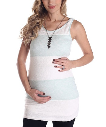 Chevrons & Stripes: Maternity Apparel  from $14.99