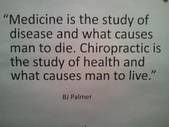Wise words of BJ Palmer- the Developer