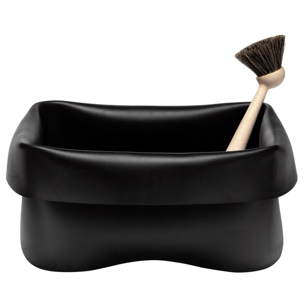 Washing Up Bowl Black