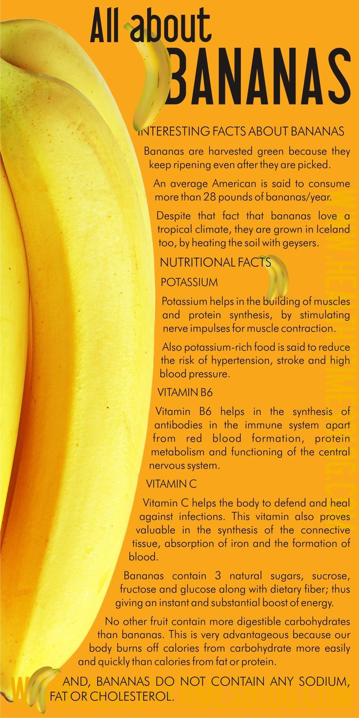 All about bananas.: Bananas Benefits, Stay Healthy, Bananas Facts, Benefits Of, Health Benefits, Healthy Lifefood, Healthy Eating, Healthy Chow, Healthy Food